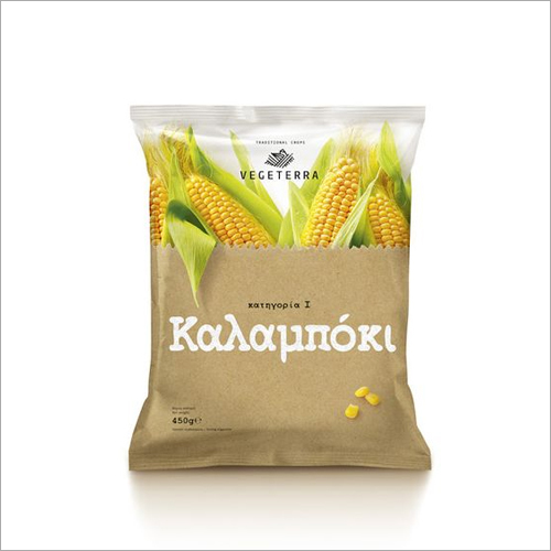 Corn Packaging Pouch
