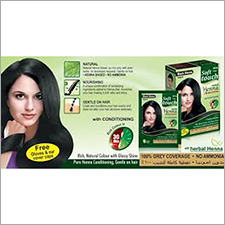 Hair Color Packaging Pouch