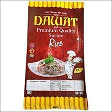 25 Kg Rice Packaging Pouch