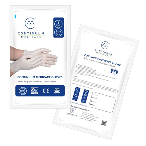 Glove Packaging Pouch