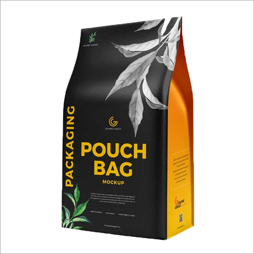Printed Stand Up Packaging Pouch Bag