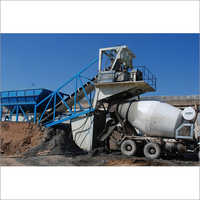Horizontal Concrete Batching
