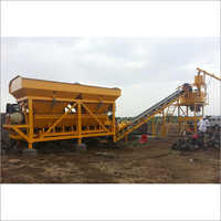 Stationary Concrete Batching