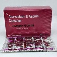 Atorvastatin IP 20 Mg +  Aspirin 150 mg
