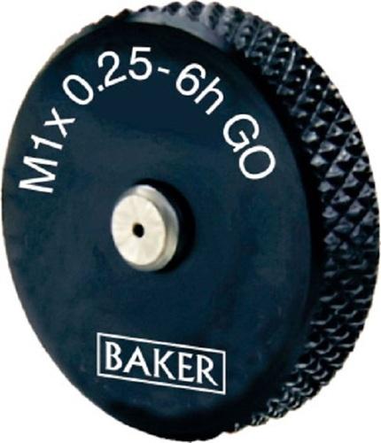 BAKER GAUGES Thread Gauge: Miniature
