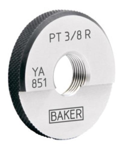 BAKER GAUGES Taper Pipe Threads ISO 7-R, BSPT, PT
