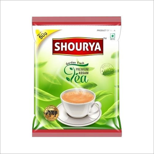 SHOURYA PREMIUM PACKET TEA - 50 GRAMS