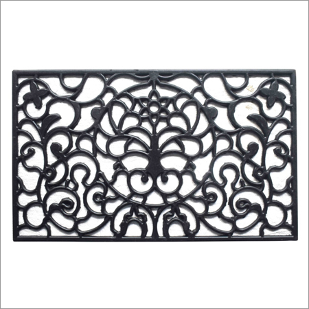 Rubber Moulded Iron Mat