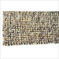 Wool Jute Grey Rug