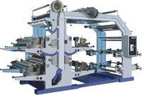 Automatic Flexo Printing Machine