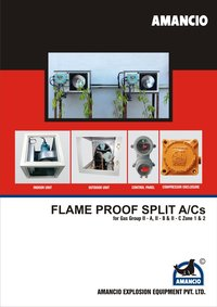 Hvac Flame Proof Air Conditioner