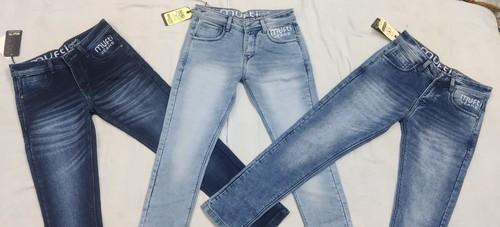 Multi Men'S Regular Fit Denim Jeans