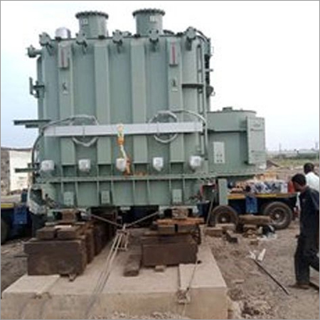 Transformer Loading And Unloading Services