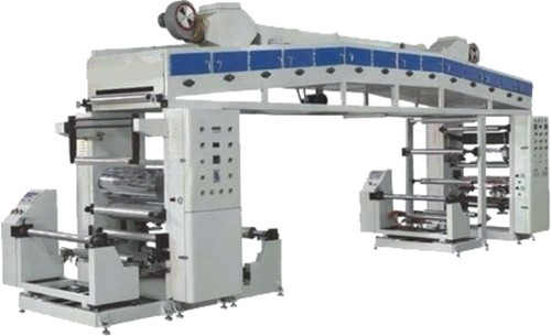 Bopp Tape Coating Machines With Printing