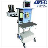 Allied Veterinary Purpose Anaesthesia Machine