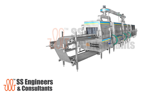 Commercial Pot & Pan Washer Machine