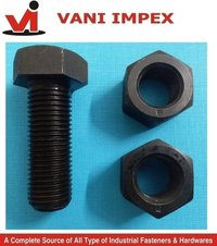 Hot Forged High Tensile Bolts