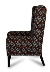 European Wing Chair.