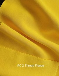 PC Two Thread Fleece Fabrics