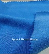 Spun Two Thread Fleece Fabric