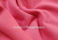 Cotton Two Thread Fleece Fabric