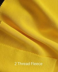 Two Thread Fleece Fabrics