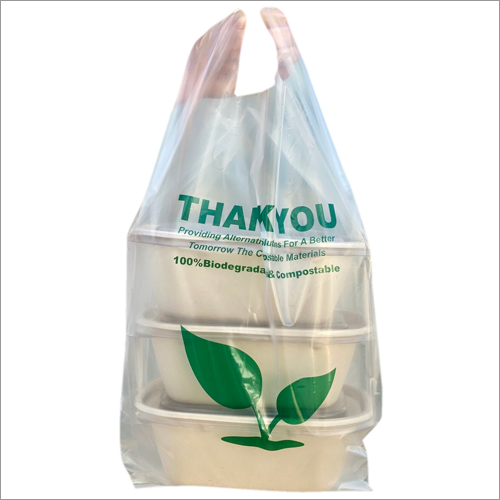 Compostable raw material