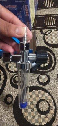 Oxygen flowmeter and controler