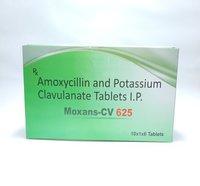 Moxans CV 625 Tablets