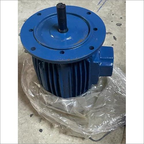 5 Star 1 HP Three Phase Flange Motor