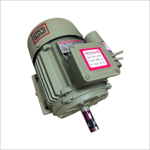 Loomex 1 HP Single Phase Dosa Grinding Machine Motor