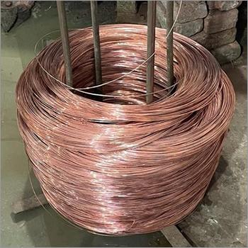 Rolls Of Bare Copper Wire