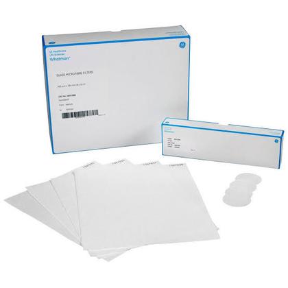WHATMAN Standard Glass fibers Filter Paper