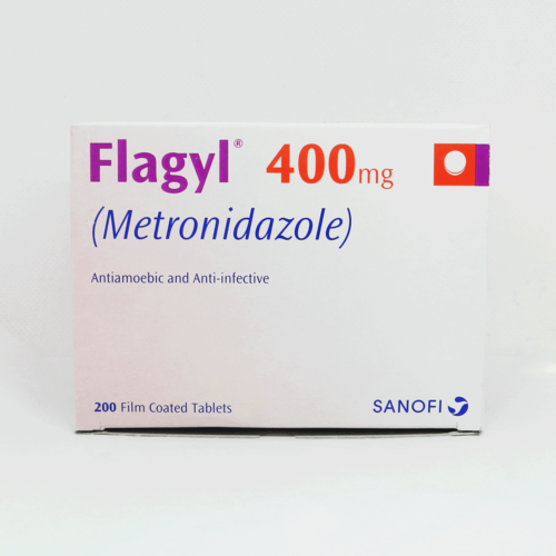 FLAGYL 400 MG 200 FILM COATED TABLETS