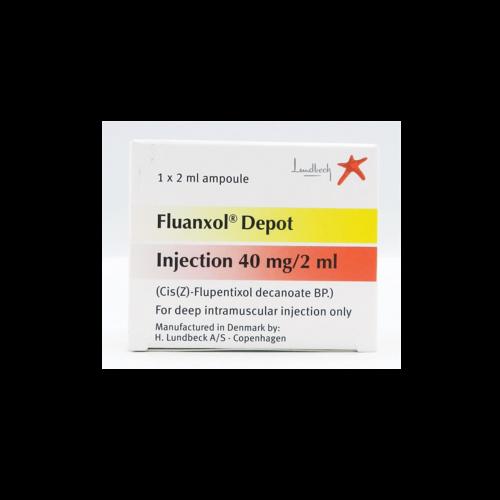 Fluanxol Inj Depot 40mg-2ml Vial