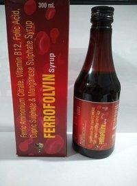Ferrofolvin Syrup