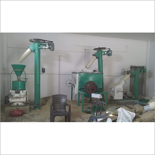 Vertical Cattle Feed Plant