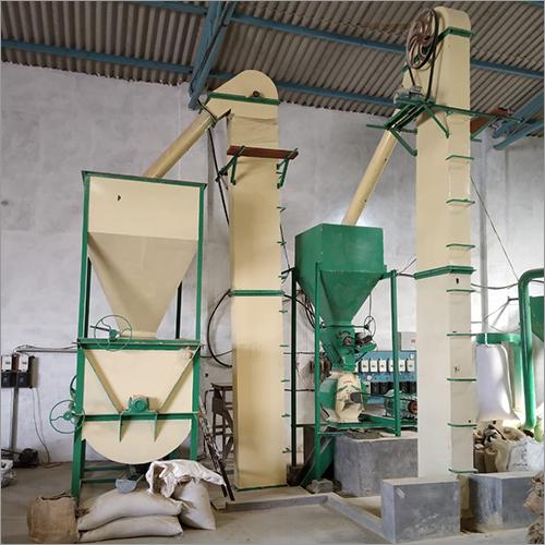 Mash Plant Cattle Feed Machine