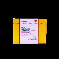 Velosef 250 Mg Cephradine 12 Capsules