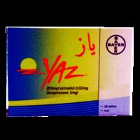 Yaz 28 Tablets