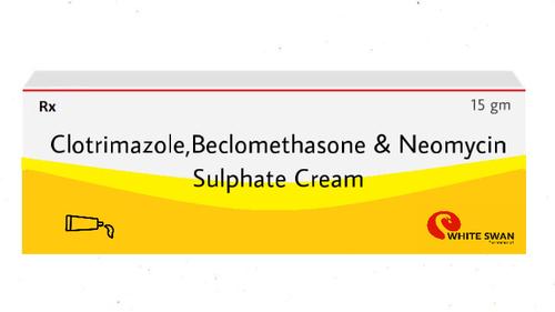 Clotrimazole Beclomethasone & Neomycin Cream