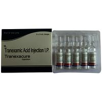 Tranexacure Inj (Tranexamic Acid)