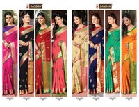 Jolly by Sangam Print Cotton Handloom With Embroidery Catalogue