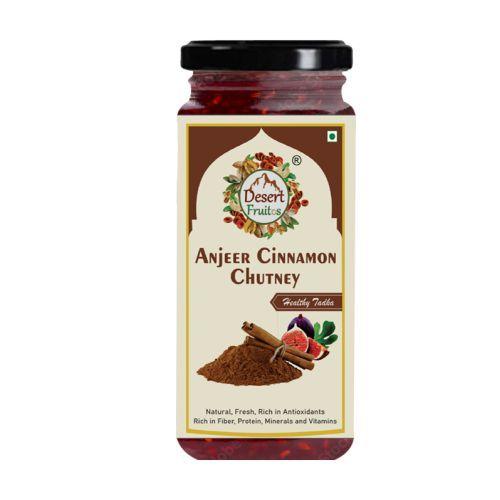 Anjeer Cinnamon Chutney