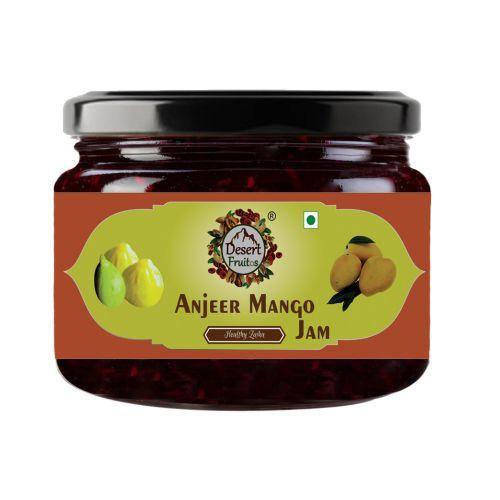 Anjeer Mango Jam