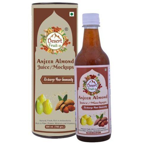 Anjeer Almond Juice