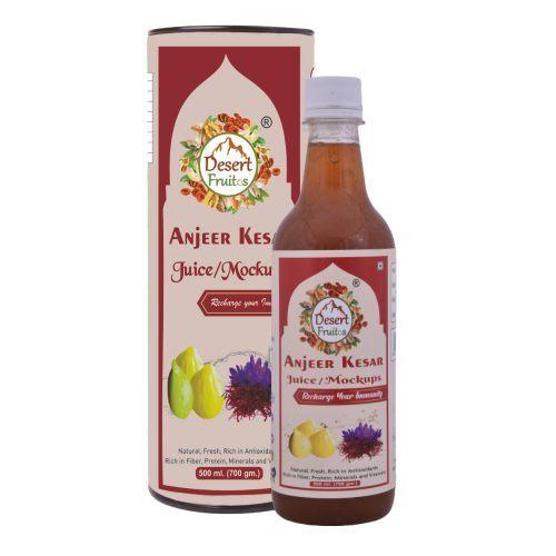 Anjeer Kesar Juice