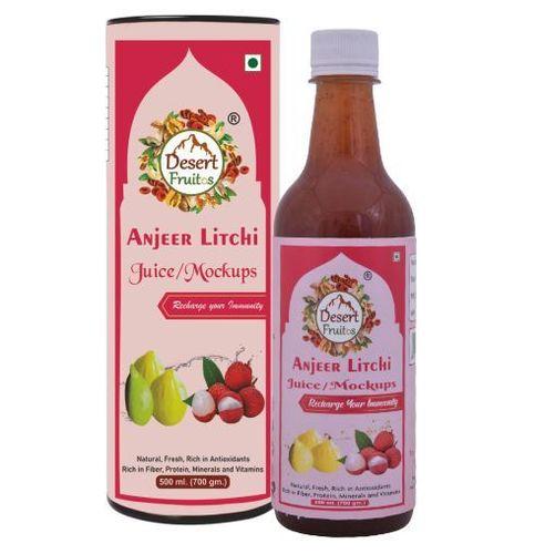 Anjeer Litchi Juice