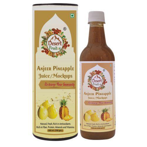 Anjeer Pineapple Juice
