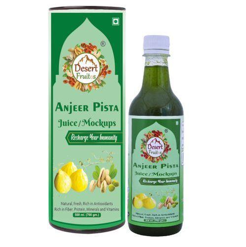 Anjeer Pista Juice